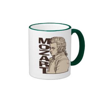 Mozart Ringer Coffee Mug