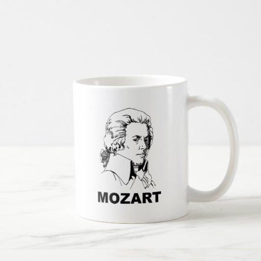 Mozart Mugs