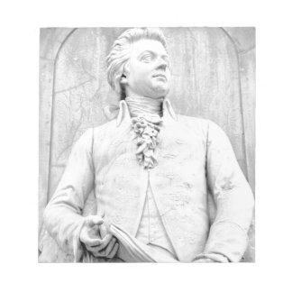 Mozart Notepad
