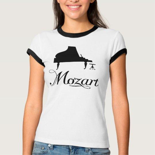 Mozart Piano T-Shirt