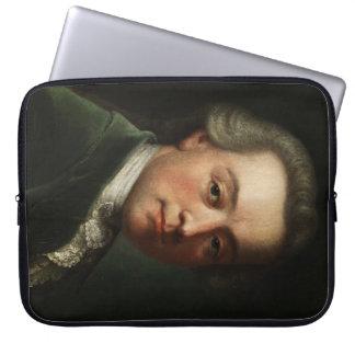 Mozart Portrait Computer Sleeve