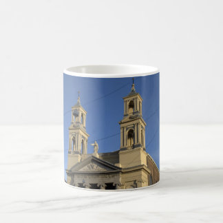 Mozes e iglesia de Aaron, Amsterdam Taza De Café