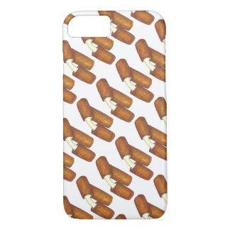 Mozzarella Cheese Sticks Junk Food Foodie Print iPhone 8/7 Case
