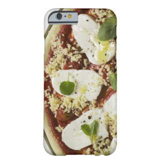 Mozzarella pizza (unbaked) barely there iPhone 6 case