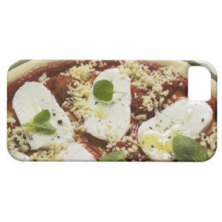 Mozzarella pizza (unbaked) iPhone SE/5/5s case
