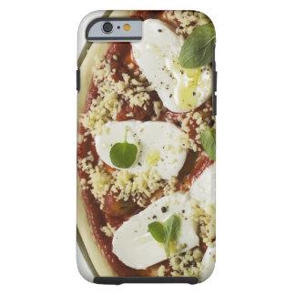 Mozzarella pizza (unbaked) tough iPhone 6 case