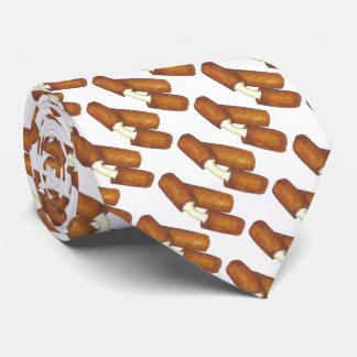 Mozzarella Sticks Cheese Junk Food Foodie Tie