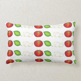 Mozzarella Tomato Basil Italian Italy Food Pillow