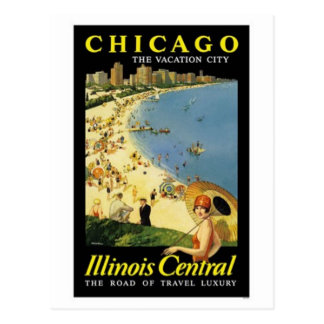 MP2287~Chicago-The-Vacation-City-Posters Post Card