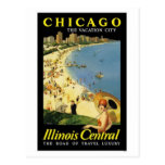 MP2287~Chicago-The-Vacation-City-Posters Tarjeta Postal