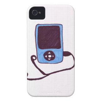 MP3 Case-Mate iPhone 4 CASE