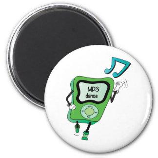 MP3 Dance Iman Para Frigorífico