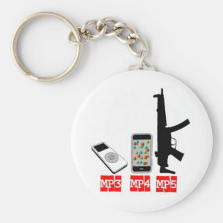 MP3 MP4 MP5 KEYCHAIN