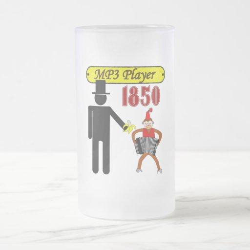 MP3 Player, 1850 Mugs