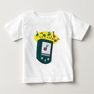 mp3 player design shirt