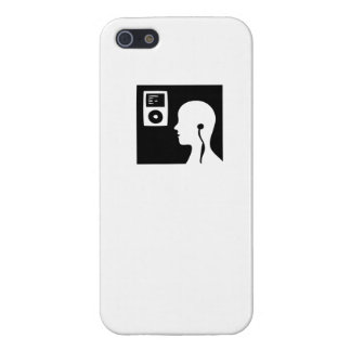 MP3 Player iPhone 5 Cover