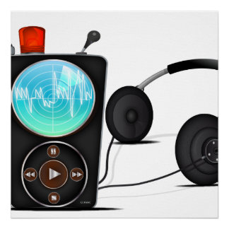 MP3 Player Posters