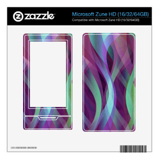 MP3 Players Skin Abstract Background Skins For The Zune HD