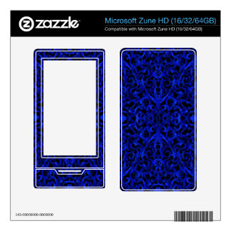 MP3 Players Skin Indian Style Decals For Zune HD