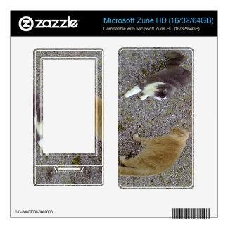 Mp3 Skins Template Zune HD Skin - Customized