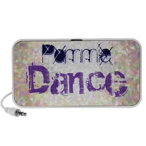MP3 Speaker - Pommie Dance