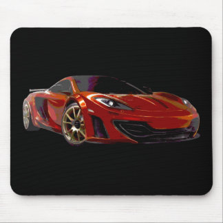MP4 12C. MOUSE PAD