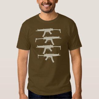 MP5 = partió los melones - gráficos del moreno Polera