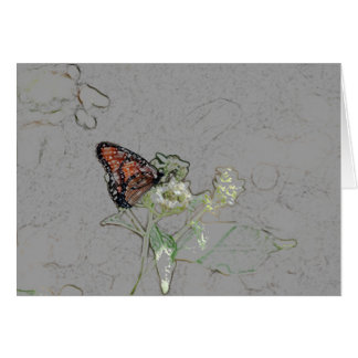 MP 4277 Butterfly 1 CP Card