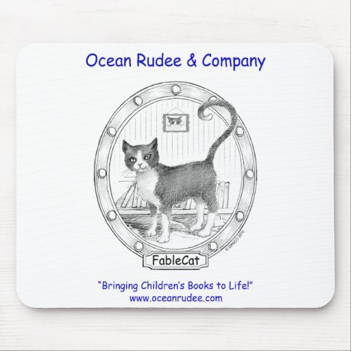 MP - Check it out!  FableCat... as a kitten on a Mousepads
