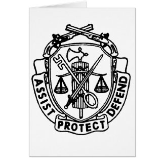 mp crest card