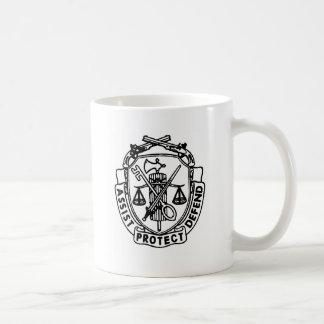 mp crest coffee mug