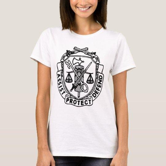 mp crest T-Shirt