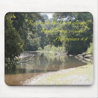 MP - Philippians 4:4 Mousepad
