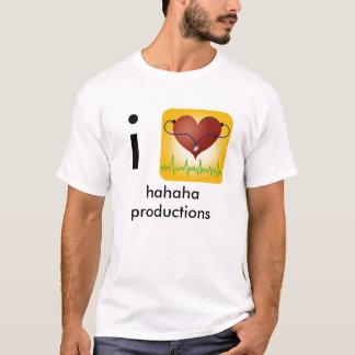MPj04332180000[1], i, hahaha, productions T-Shirt