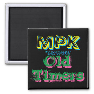 MPK Original Old Timer fridge magnet