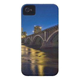 MplsSkyline3rdAveBridgeNightview_rs.jpg iPhone 4 Case-Mate Cases