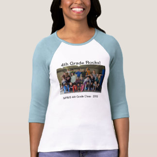 MPMS 4th Grade Class - 2012 T Shirt