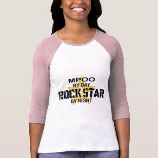 MPOO Rock Star by Night T Shirts