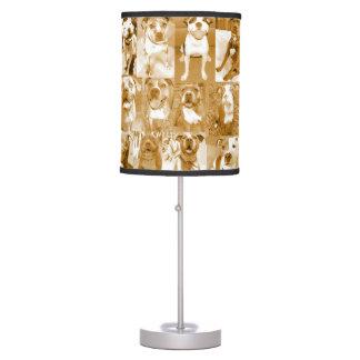MPR Dog Lamp