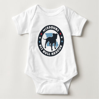 MPR-Logo Baby Bodysuit
