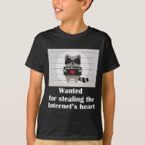 MPRRaccoon St. Paul Minnesota Internet Trend T-Shirt