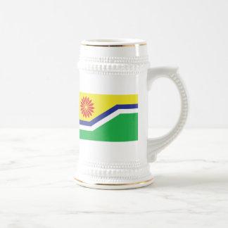 Mpumalanga Flag Beer Stein