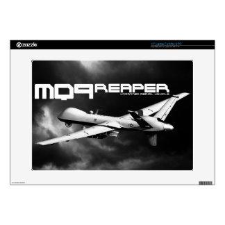 "MQ-9 Reaper 15"" Laptop For Mac & PC Skin 15"" Laptop Decal"