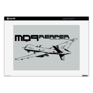 "MQ-9 Reaper 15"" Laptop For Mac & PC Skin Skin For Laptop"