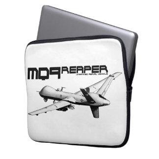 MQ-9 Reaper Neoprene Laptop Sleeve 13 inch