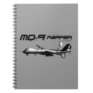 MQ-9 Reaper Notebooks