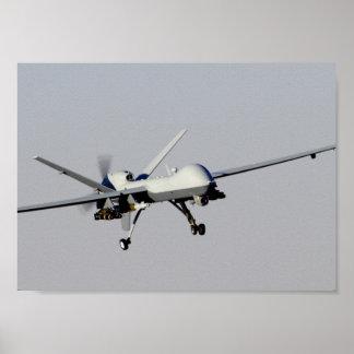 MQ-9 Reaper Poster
