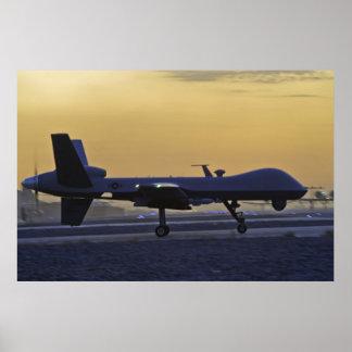 MQ-9 Reaper Posters
