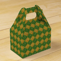 MQF-Sequins-Green-Gold-Gable Favor Box
