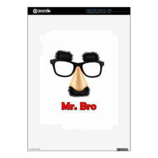 Mr1 Decal For The iPad 2